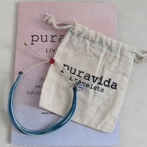 Pura Vida Save the Dolphins Bracelet
